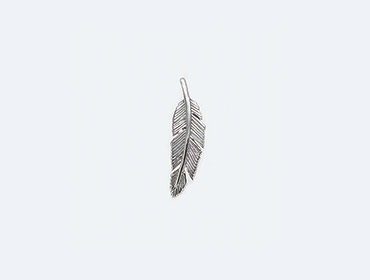 Sterling Silver Leaf Pendants img